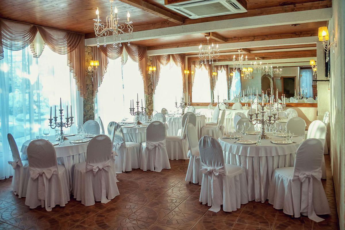 На свадьбу банкеты
